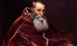 Papež Pavel III. (avtor Tizian), FOTO Wikipedia