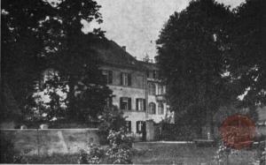 Dr. Krekova višja gospodinjska šola. Vir: Izvestje o šolskem letu 1936-37, str. 2.