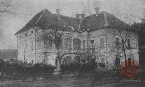 Gospodinjska šola leta 1926. Vir: Ilustrirani Slovenec (04.07.1926), letnik 2, številka 27, str. 3.