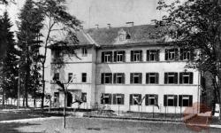 Krekova gospodinjska šola. Vir Ilustrirani Slovenec, 5.10.1930, str. 318.