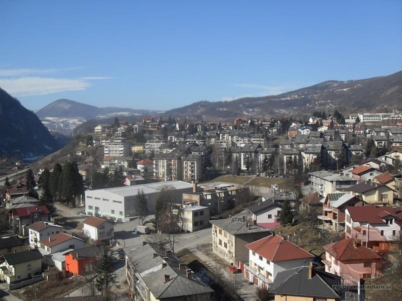 Mesto Jajce. Foto Danijel Osmanagić.