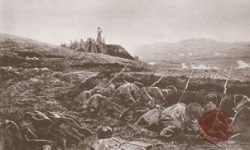 Bitka pri Slivnici, delo poljskega slikarja Antonija Piotrowskega (FOTO: Wikipedia)