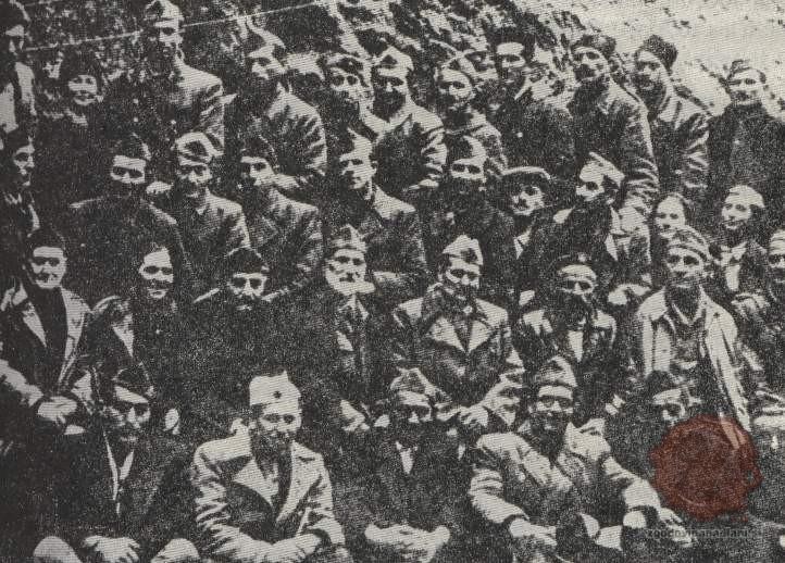 Zasedanje AVNOJ-a v jajcu. Foto Danijel Osmanagić.