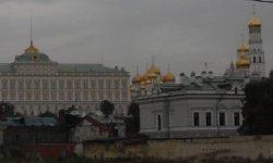 Kremeljska palača v kateri je v preteklosti deloval Vrhovni sovjet Zveze sovjetskih socialističnih republik, FOTO Danijel Osmanagić