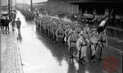 Francoske enote v Dortmundu leta 1924, FOTO Wikipedia