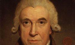 James Watt – portret britanskega slikarja Henrya Howarda (FOTO Wikipeida)
