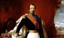 Portret Napoleona III. – portret nemškega slikarja Franza Xavera Winterhalterja, FOTO Wikipedia
