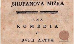 Naslovnica prve izdaje knjige Županova Micka, FOTO Wikipedia