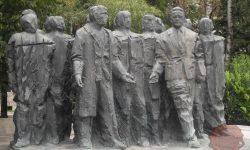 Spomenik Edvardu Kardelju v Ljubljani, FOTO Danijel Osmanagić