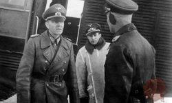 Paulus (levo) v času invazije na Sovjetsko zvezo, FOTO: Wikipedia