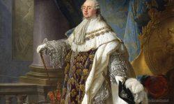 Ludvik XVI. (delo francoskega slikarja Antoinea Calleta, 1779), FOTO Wikipedia