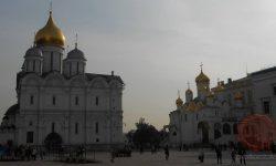 Ivan Veliki je pokopan v katedrali Svetega Mihaela (Arhangel Mihael) v moskovskem Kremlju – FOTO Gleb Pilipenko