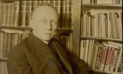 Fran Saleški Finžgar leta 1931, FOTO Wikipedia