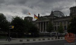 Srečanje je potekalo v palači predsednika nemškega Reichstaga. Reichstag danes – FOTO: Danijel Osmanagić