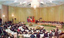 Podpis Maastrichtske pogodbe, FOTO: www. cvce.eu