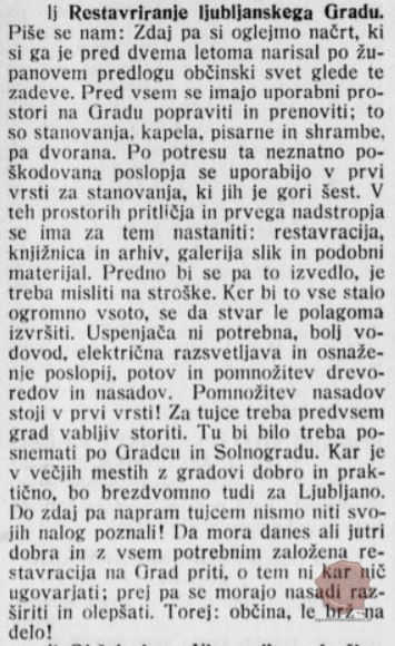 Vir: Slovenec, 1.5.1908