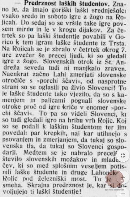 Slovenec 22.6.1908